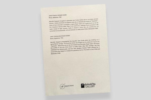 Certificato Fonda
