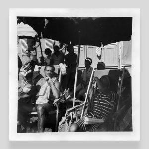 Vittorio Gassman e Catherine Spaak