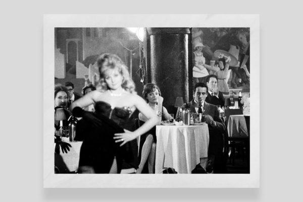 Vittorio Gassman e Nadja Tiller