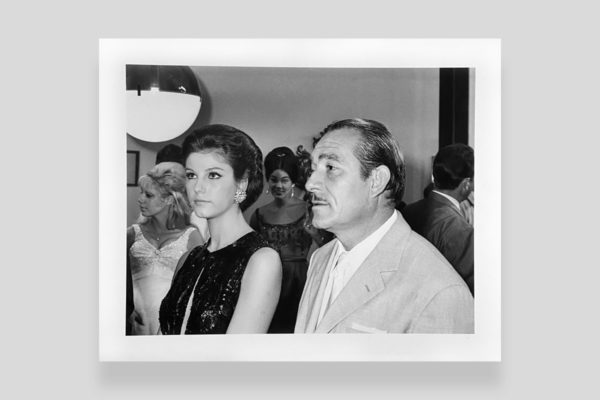 Stefania Sandrelli e Ugo Tognazzi