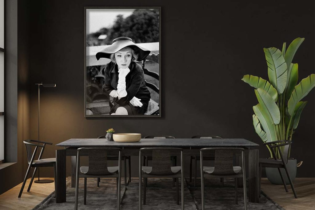 Ispirazione Marlene Dietrich
