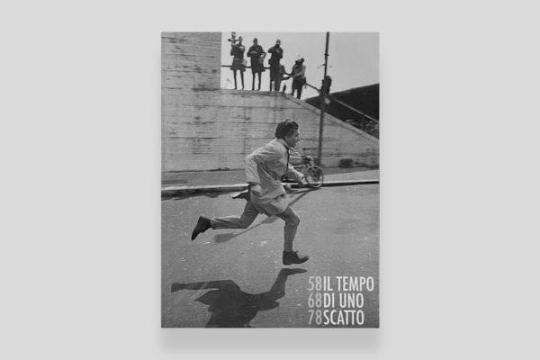 Uomo che corre a La Sapienza