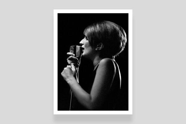 Mina a Fregene foto di Marcello Geppetti
