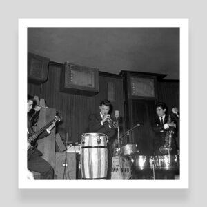Chet Baker a Roma 1962 foto Marcello Geppetti